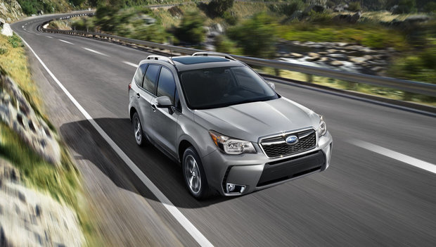 2015 Subaru Forester – A top choice for a small SUV