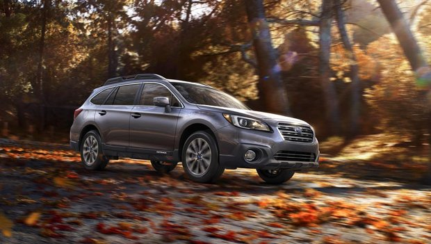 2015 Subaru Outback – The perfect alternative to midsize SUVs