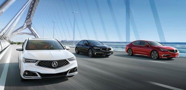 Les modèles A-Spec ajoutent une touche d'élégance à la gamme Acura à Ottawa, en Ontario
