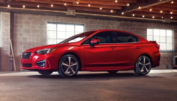 2018 Subaru Impreza: several versions for several needs