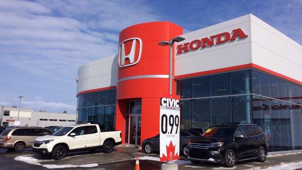 First Honda!