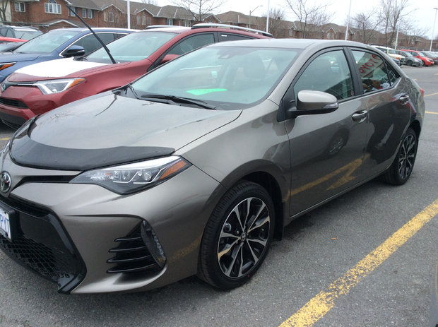 Our 3rd Corolla from Jim Kelman