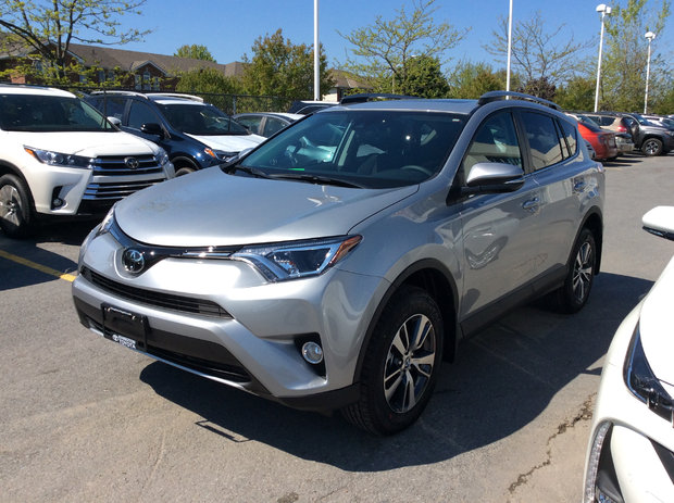 Our 2nd Toyota from Kingston Toyota