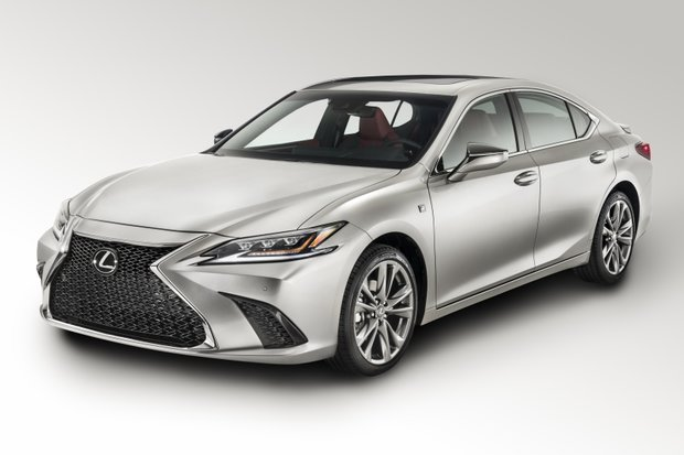 2019 Lexus ES: Welcome to the Now