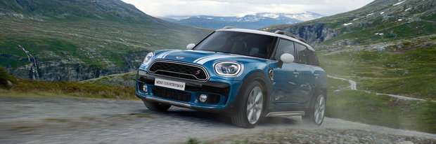 2018 MINI Countryman: The Go-Anywhere MINI