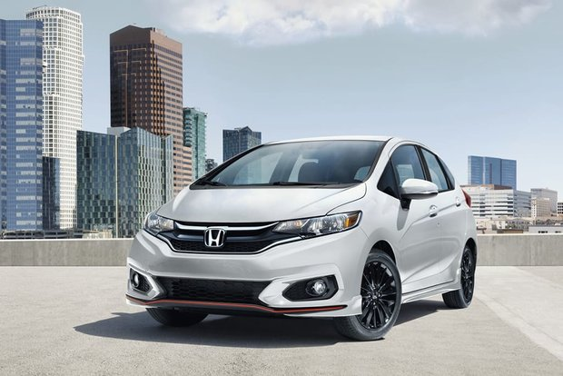 2019 Honda Fit: The Perfect Urban Car