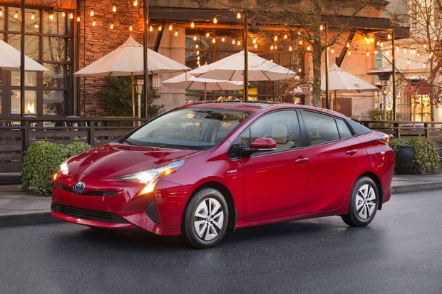 2018 Toyota Prius: Still the Granddaddy