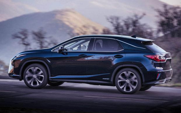 2018 Lexus RX Hybrid: Fuel Efficiency in Style