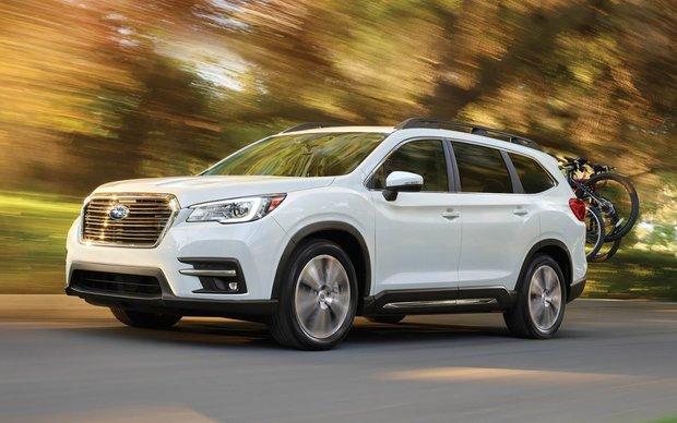 2019 Subaru Ascent: Your Family's Best Friend