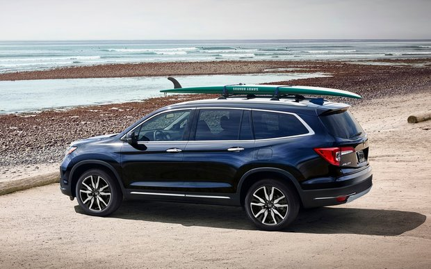 The 2019 Honda Pilot is the perfect balance between adventure and family life
