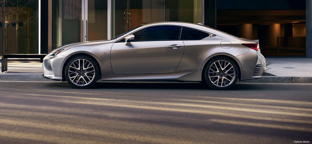 2018 Lexus RC: Thrill-Seekers Apply Here