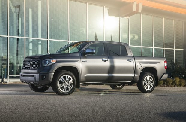 2018 Toyota Tundra: Tried and True