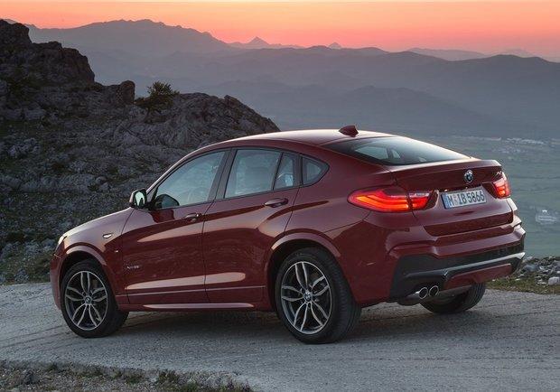 BMW X4 2015 – Nouvelle approche