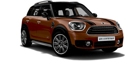 Three surprising elements in the 2018 MINI Cooper Countryman