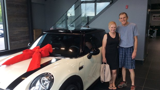 Downsizing to a mini to save the planet !
