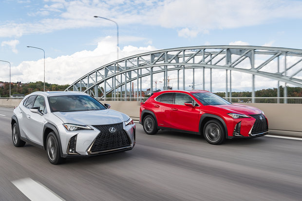 Everything you need to know about the 2019 Lexus UX