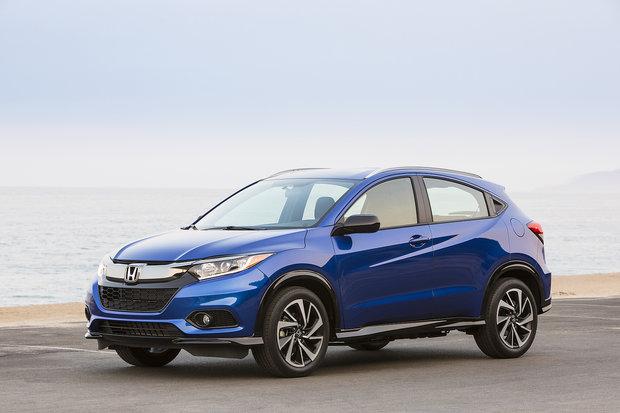2019 Honda HR-V: always better