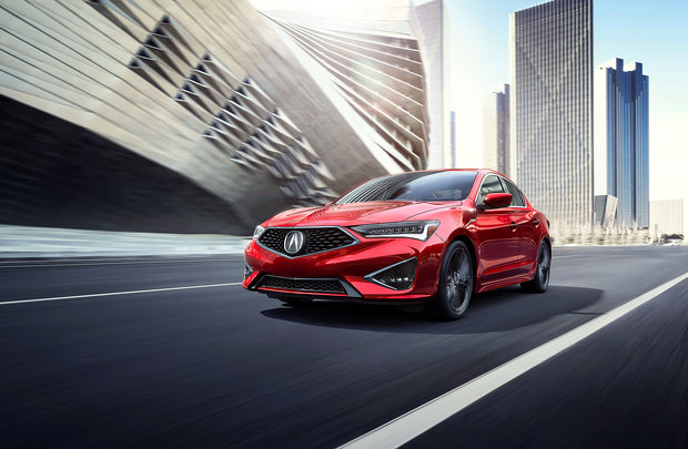 Important improvements for 2019 Acura ILX