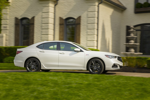 2019 Acura TLX: The rebirth of the Acura sport sedan