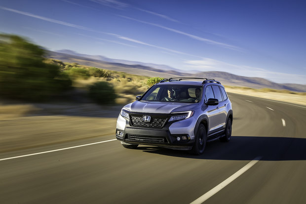 The experts are unanimous about the 2019 Honda Passport