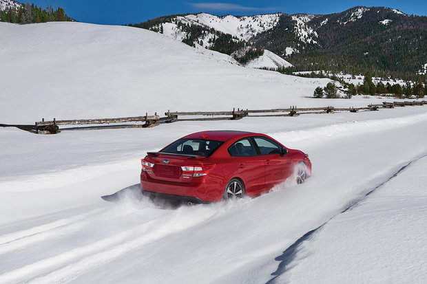 Three things that the 2019 Subaru Impreza does well