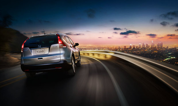 Honda CR-V 2014 – Confortable, spacieux, avec une excellente économie de carburant
