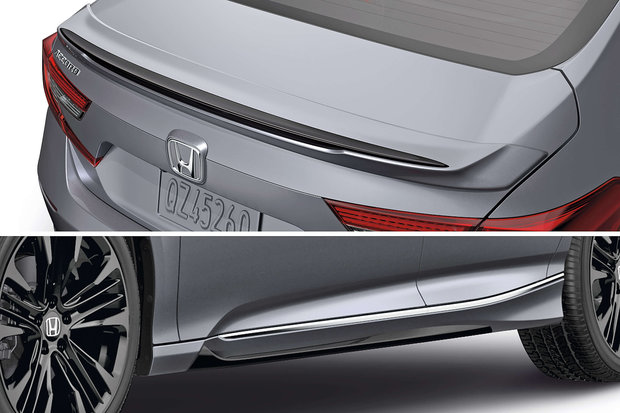 Take your Honda to the next level with Genuine Honda Accessories