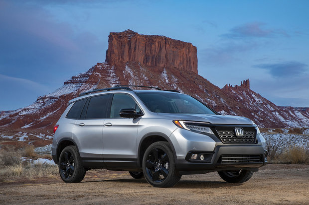 The 2019 Honda Passport arrives in two weeks
