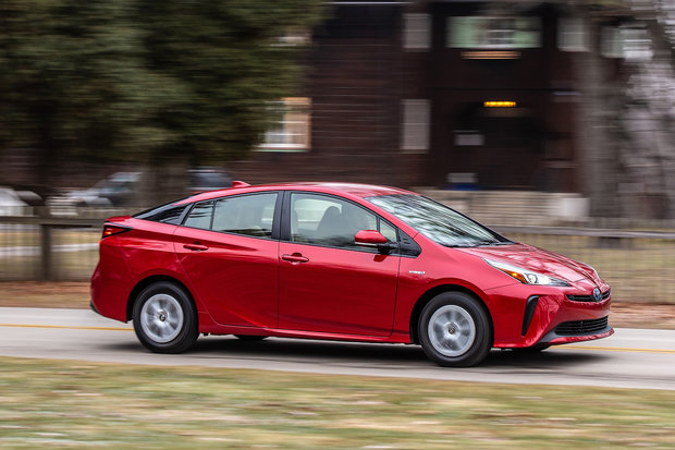 What sets the Toyota Prius apart from other hybrids on the market?
