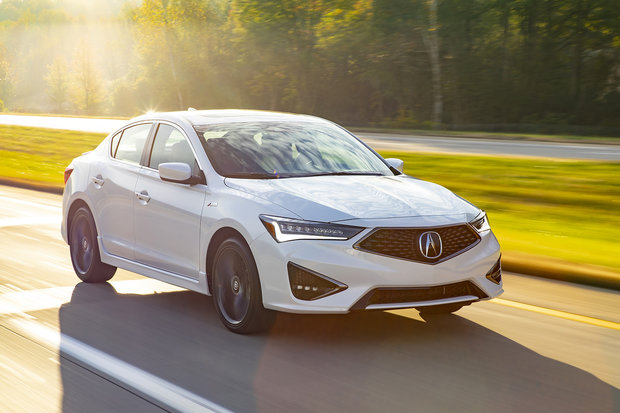 Discover the 2019 Acura ILX A-Spec