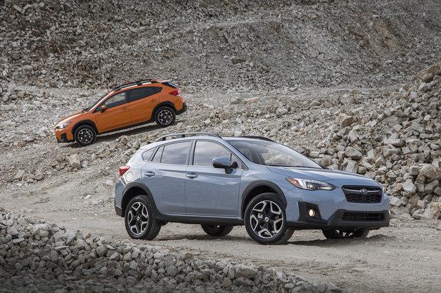 The 2019 Subaru Crosstrek: Different in a great way