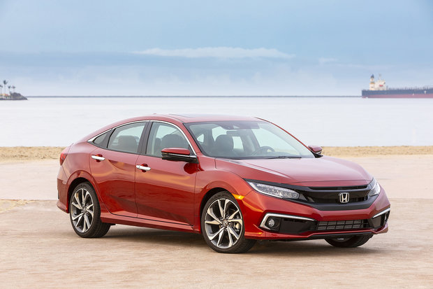 A look at the 2019 Honda Civic versions