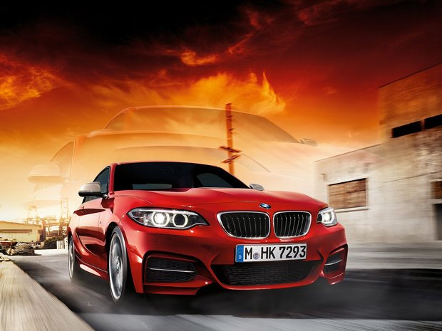2015 BMW 2 Series - The Other BMW