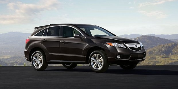 2015 Acura RDX - Luxury in a practical format
