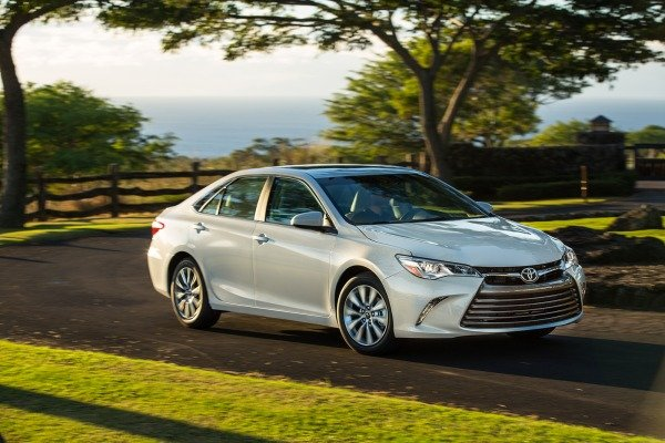 2015 Toyota Camry: Just a Tad More Personality