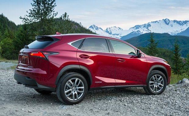 2015 Lexus NX - The compact crossover redefined