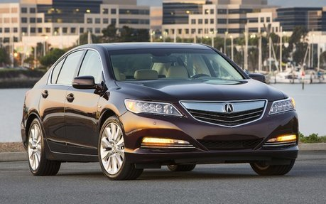 Three things we like about the new 2015 Acura RLX