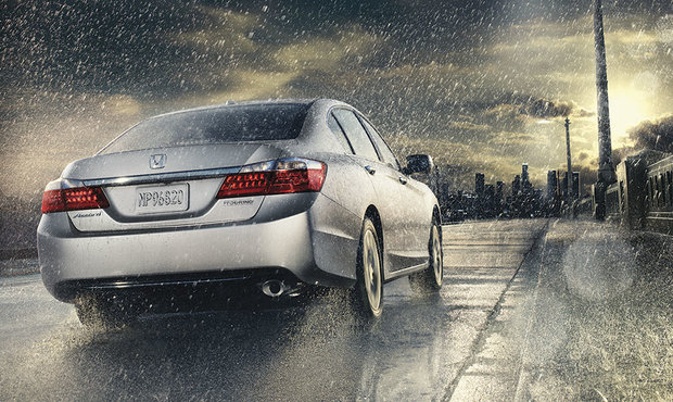 2015 Honda Accord: It's All About Comfort and Reliability