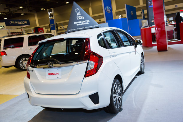 Ottawa Auto Show 2015 Honda Fit By Mierins Automotive Group In