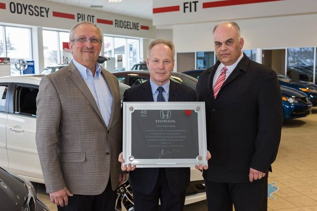 Civic Motors celebrates 40 years