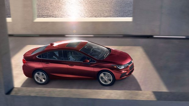 2017 Chevrolet Cruze: Turbocharged Fun with Plenty of Safety