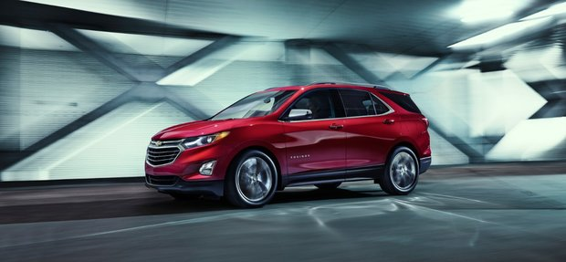 2018 Chevrolet Equinox: expect the unexpected