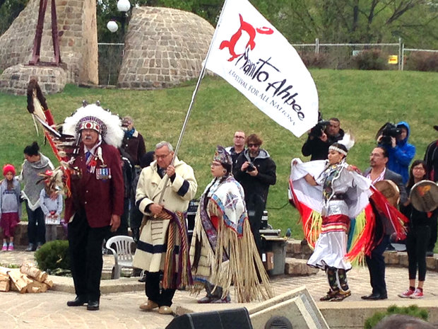 12th Annual Manito Ahbee Festival