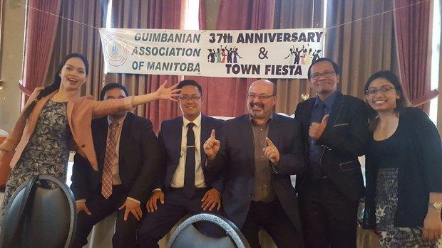 Guimbanian Association of Manitoba