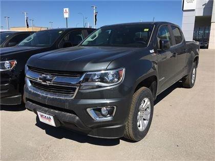 2017 Chevrolet Colorado Duramax diesel