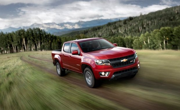 2017 Chevrolet Colorado: the revival of the midsize pickup truck