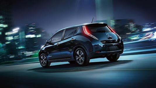 Impressive tech in next Nissan Leaf