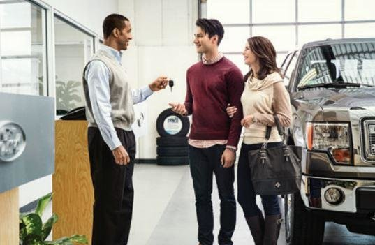 Ford Certified Pre-Owned Program