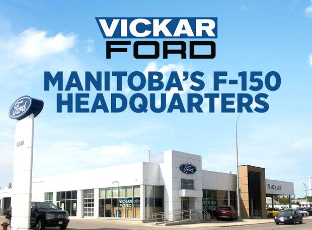 VICKAR FORD F-150 HEADQUARTERS