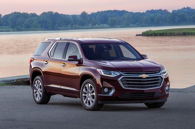 Just a few 2018 Chevrolet Traverse reviews